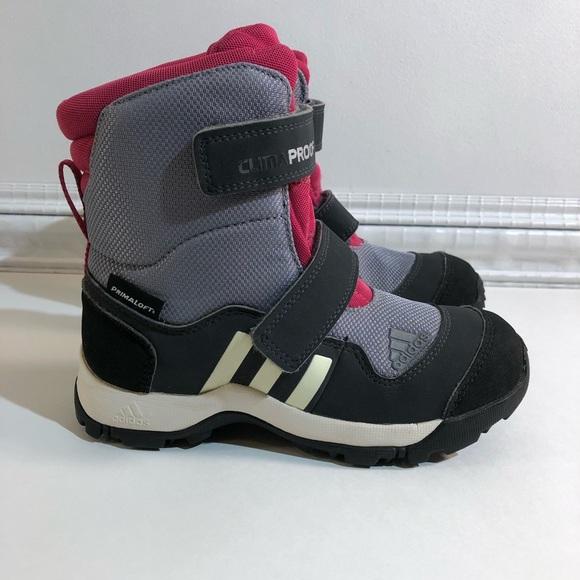 adidas boots waterproof